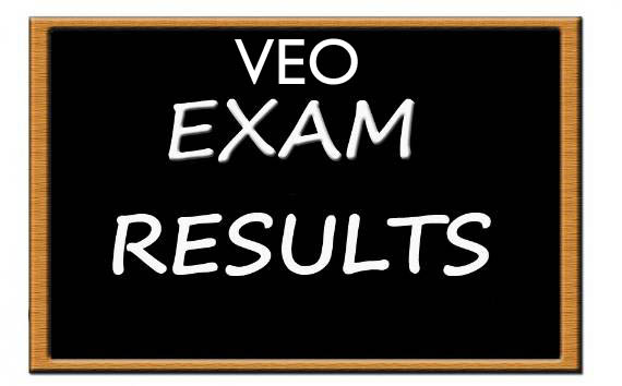 VEO Exam Results